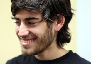 Aaron Swartz, mort hier à 26 ans