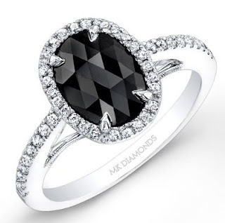 "There are many places that you can purchase ""princess cut black diamond engagement rings"""