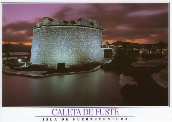 Fuerteventura Zamek Wieża