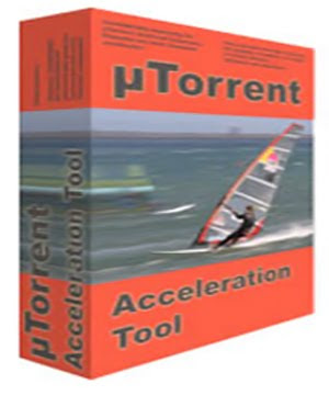 µTorrent 3.3 build 29111 + µTorrent Acceleration Tool 2.5.0 with Serial Key