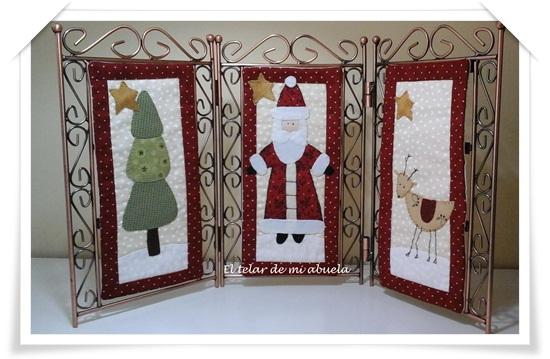 Panelitos de navidad