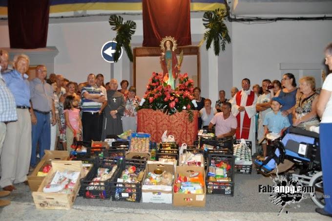 Santa Misa, Ofrenda y Procesión por el Rodadero