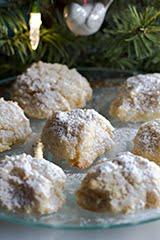 Ricciarelli Chewy Italian Almond Cookies (GF)