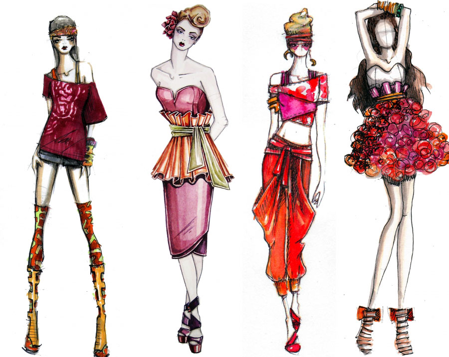 Illustrator For Fashion Design Ebook