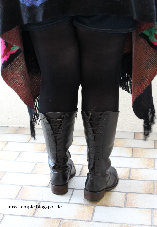 Some girls* are bigger than others: OOTD: Reitstiefel und ...