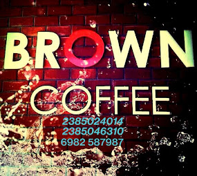 BROWN COFFEE FLORINA