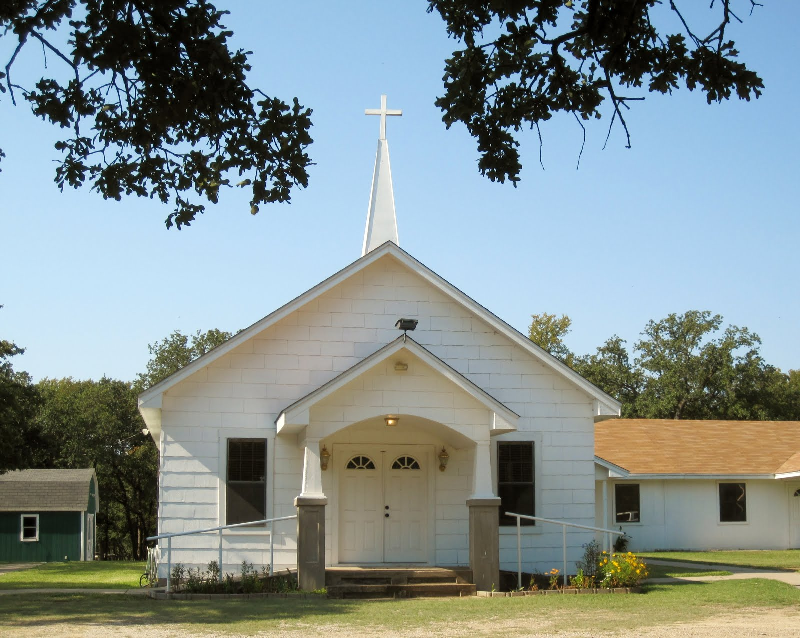 WAPLES UNITED METHODIST CHURCH