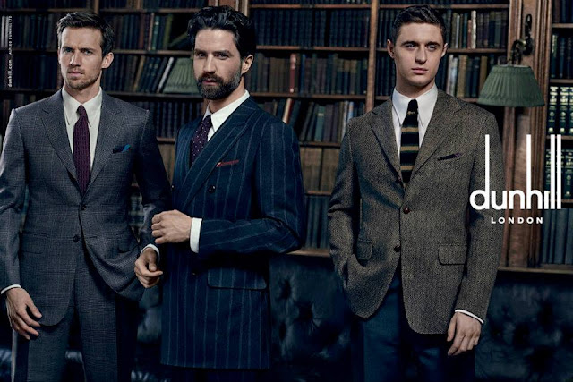 Dunhill Fall/Winter 2015 Campaign