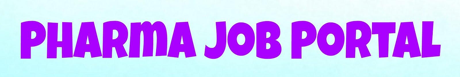 Pharma Job Portal