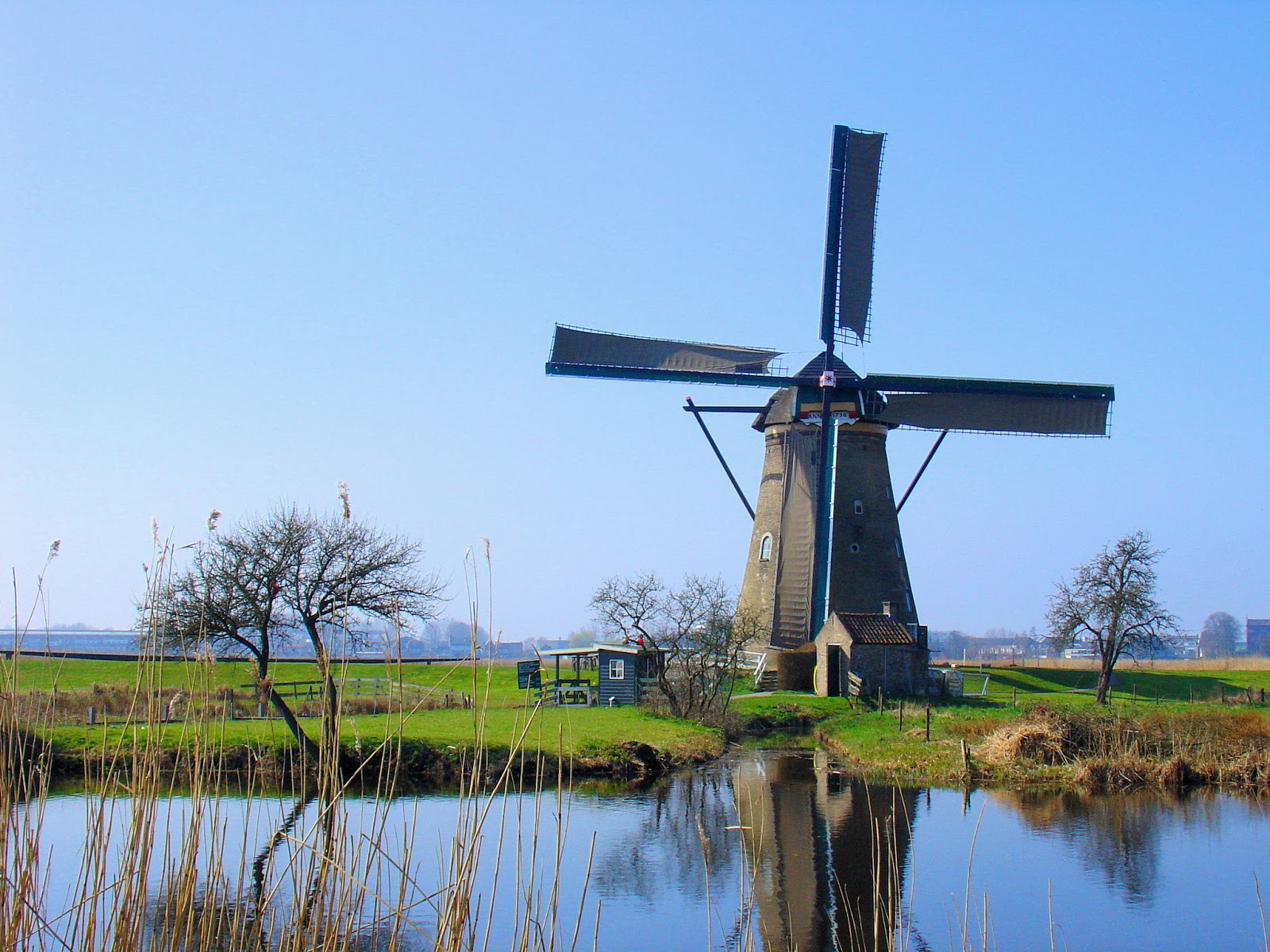 Whimsical Windmills of Kinderdijk in the Netherlands ...