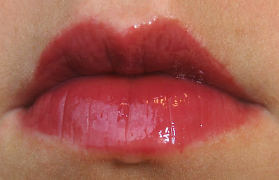 Bare Minerals Pretty Amazing Lip Color in Panache Swatch
