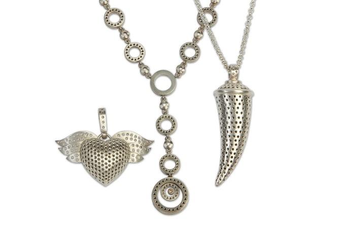 14 Şubat'a özel Gümüş Takılar!