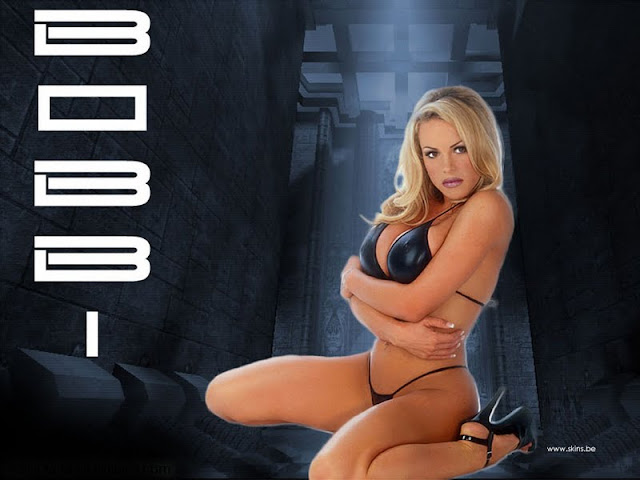 Bobbi Billard  wallpaper