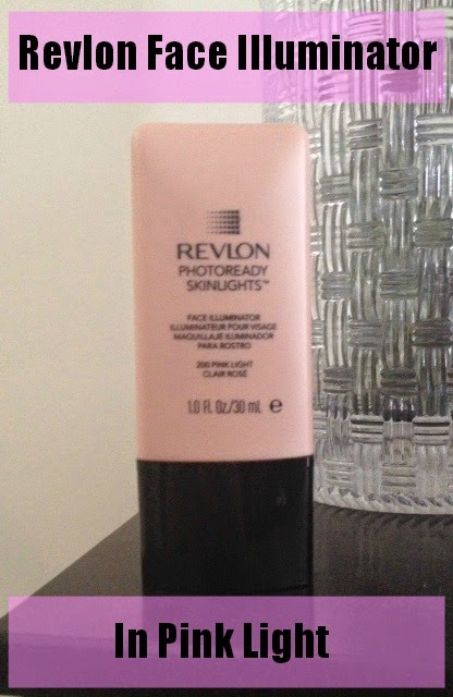 Review: Revlon Photoready Skinlights Face Illuminator in Pink Light