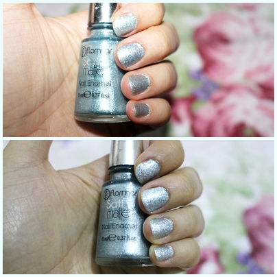 Flormar Satin Matte Skyblue