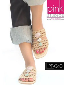 pink studio shoes eid 2013 collection for