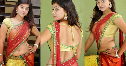 Yamini Sensuous Half saree Photos