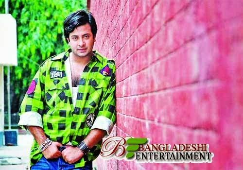 Film actor Shakib Khan