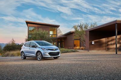 Chevrolet Officially Debuts 2017 Bolt EV