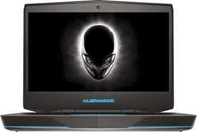 Amazon: Buy Dell Alienware 14 M14X 14-inch Laptop (Anodized Aluminum) at Rs,120,990.00