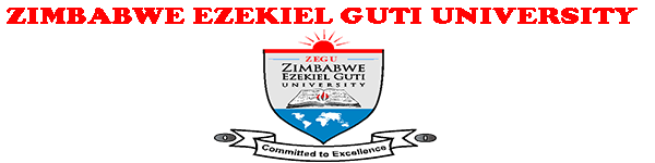 Zimbabwe Ezekiel Guti University