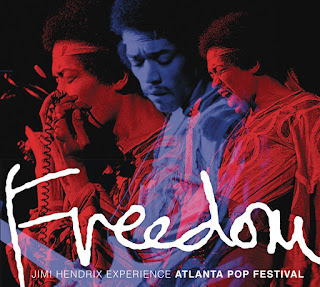 Jimi Hendrix's Freedom: Live At The Atlanta Pop Festival