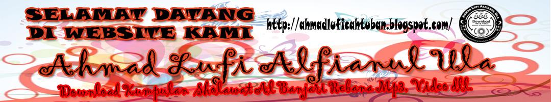 Ahmad Lufi Alfianul Ula