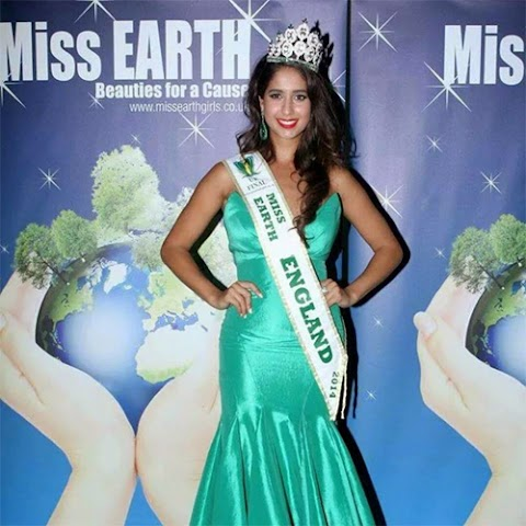 Miss Earth England 2014
