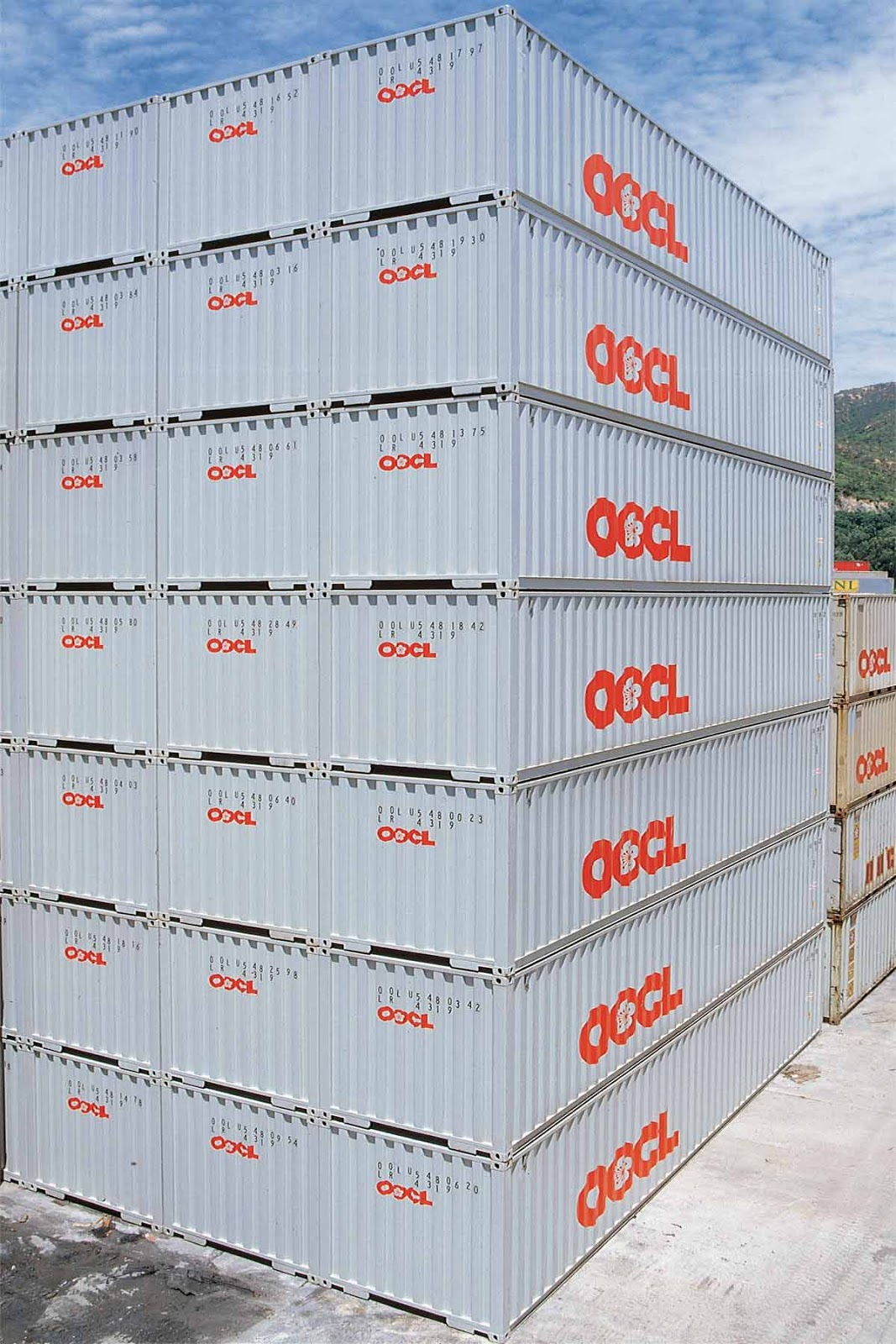 oocl orient overseas container line tracking