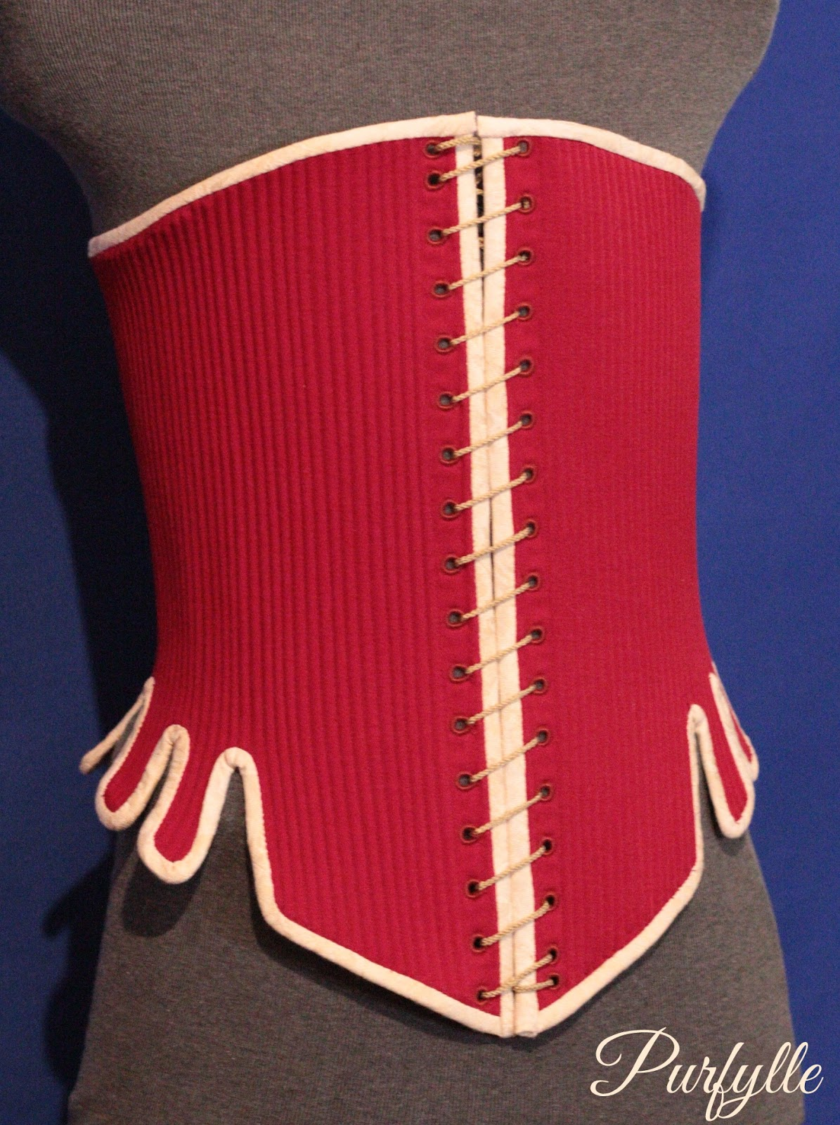 corset / stays