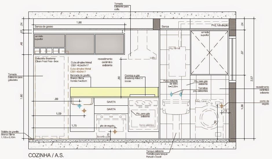 Wibampcom  Pia De Cozinha Em Corte Bloco Cad ~ Idéias do Projeto da Cozinha -> Bloco De Pia De Banheiro Para Autocad