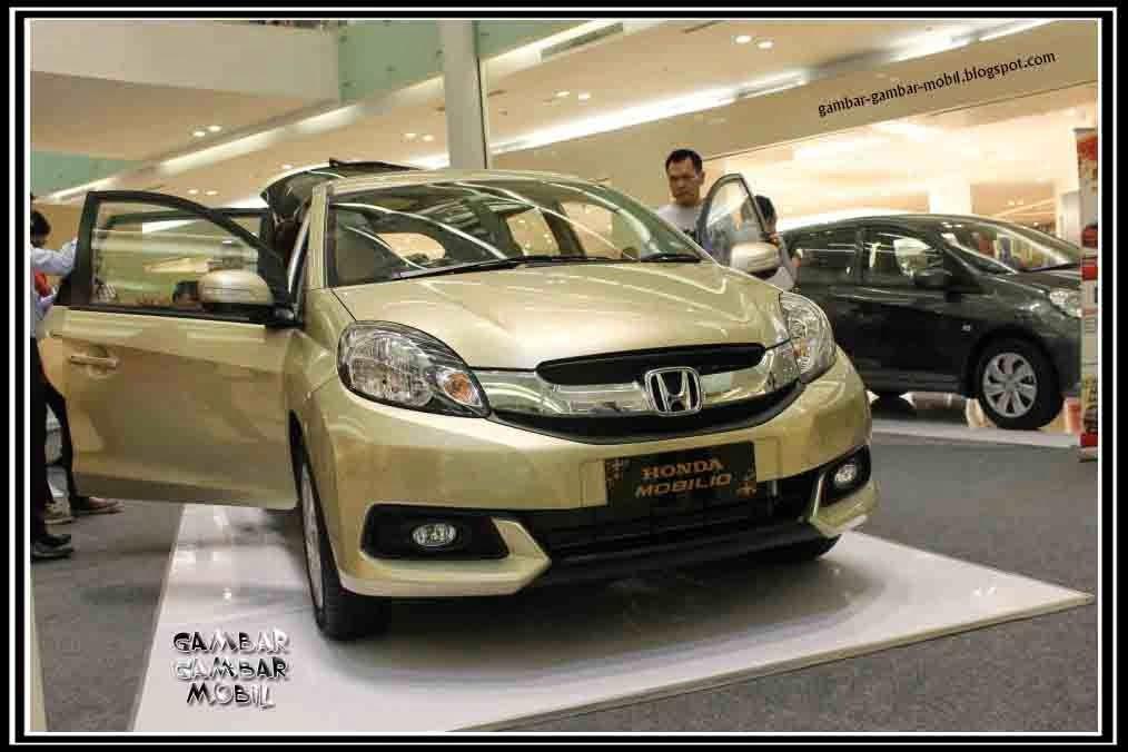 gambar mobil honda mobilio terbaru