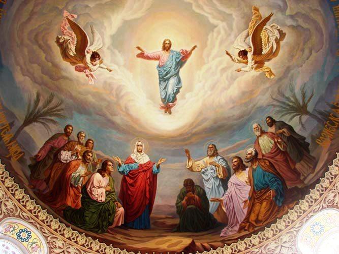 """Képtalálat a következőre: """"Jézus mennybemenetele"""""""