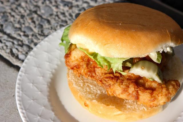 Copycat Chickfila Sandwiches