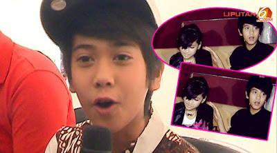 Gambar Iqbal Coboy Junior Dan Pacar Nya