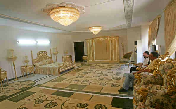 Saddam Hussein's Palace Turned Hotel