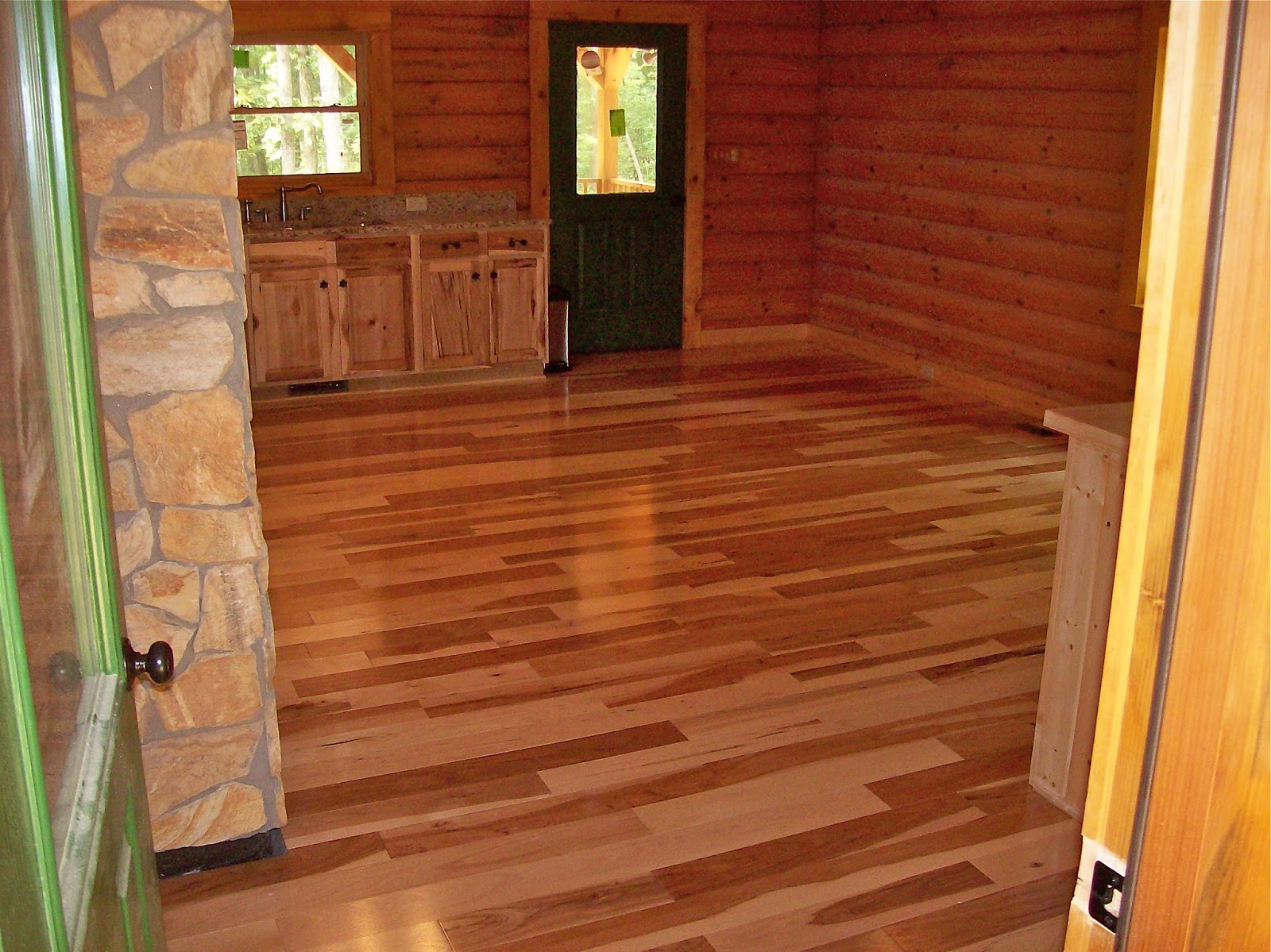 Log Cabin Get A Way At Under $79,000