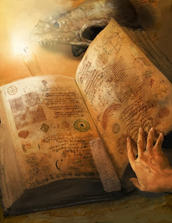 Witches Book of Shadows