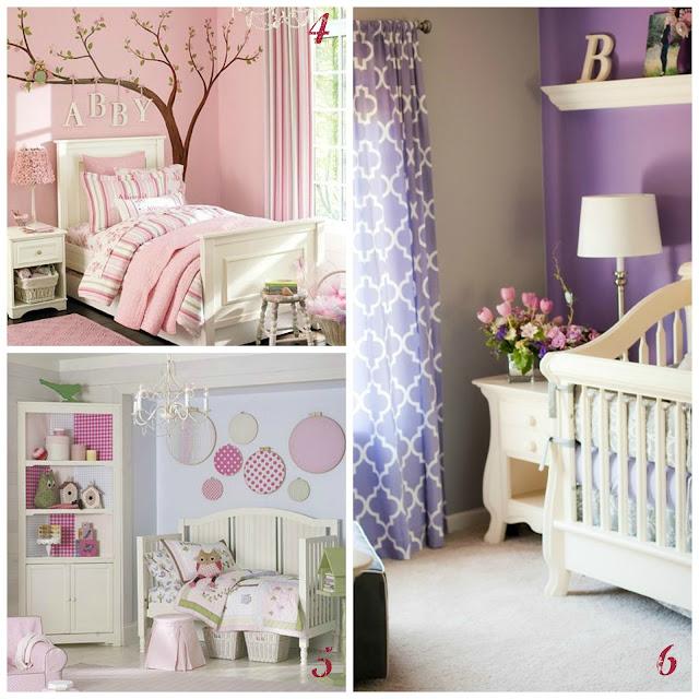 Idee per arredare la cameretta dei bimbi le creazioni di - Idee per camerette piccole ...