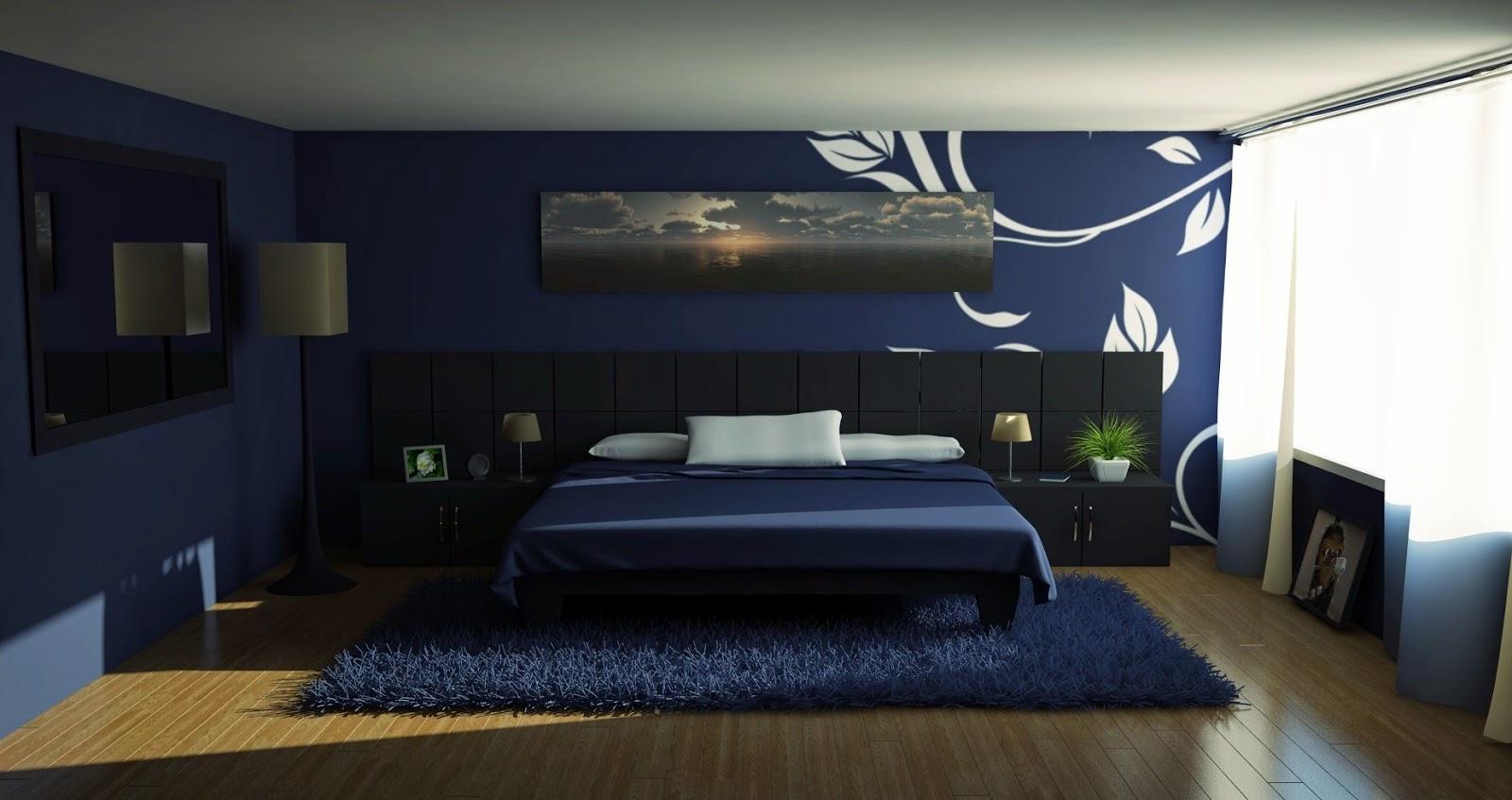Modern Bedroom Interior Design Ideas #10