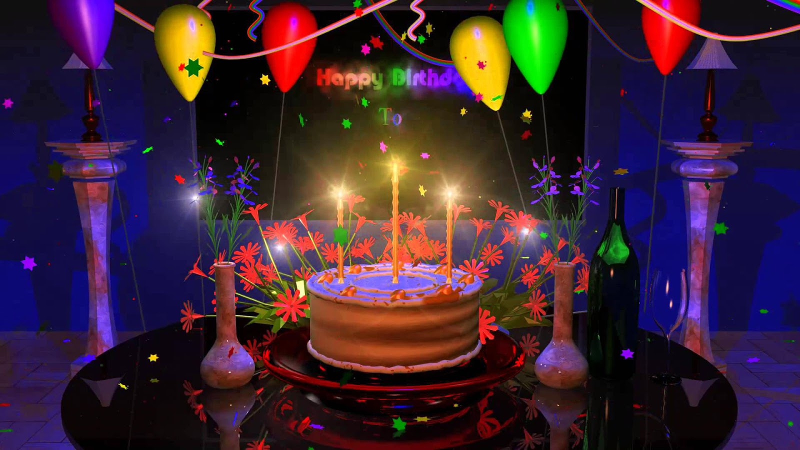 Top 100 happy birthday cake images pictures for 3d decoration for birthday