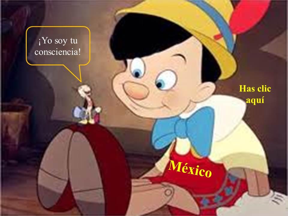 La consciencia de Pinocho
