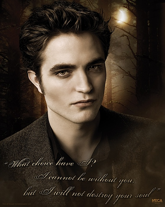 Movie Quotes Edward Cullen Twilight. QuotesGram