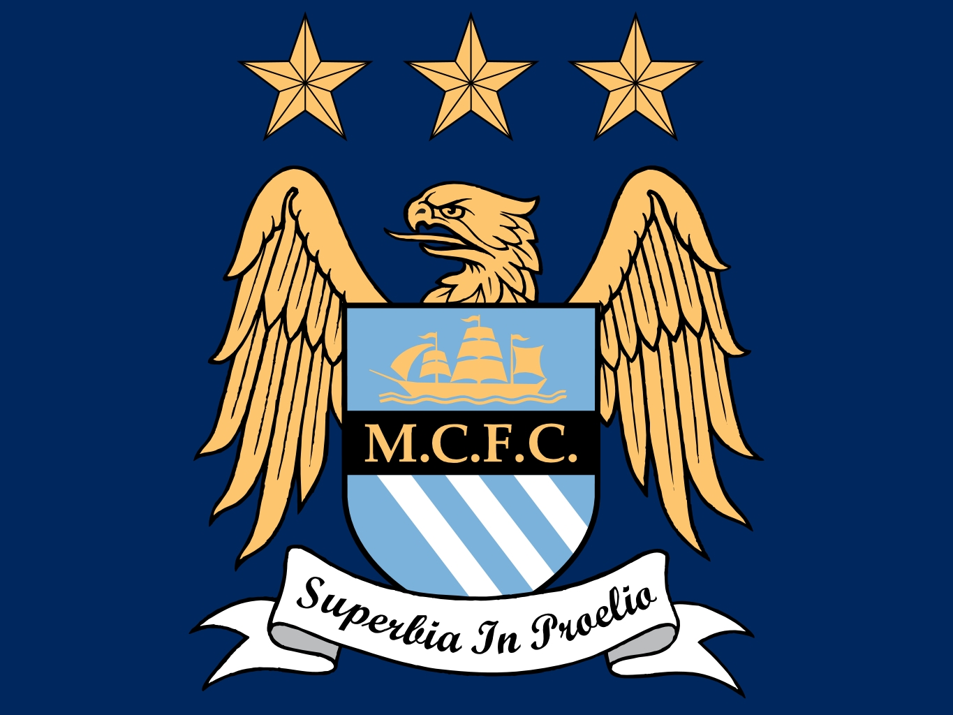 Manchester City History of All Logos: ...