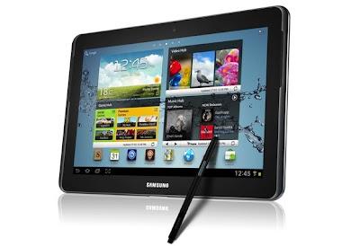 [MWC 2012] Samsung Galaxy Note ganha versão em tablet, de 10.1 polegadas, na MWC