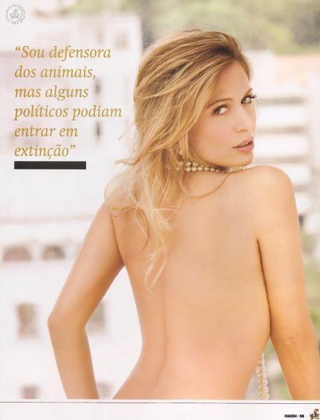 Fotos Da Luiza Mell Pelada Nua Gostosa Na Playboy E Sey