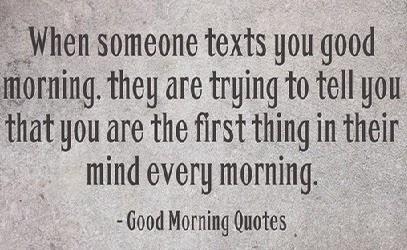 morning text, photos and quotes