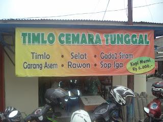Garang Asem Enak, Garang Asem Enak di Tangerang