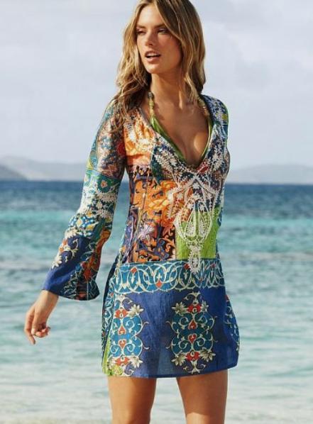 moda vacaciones