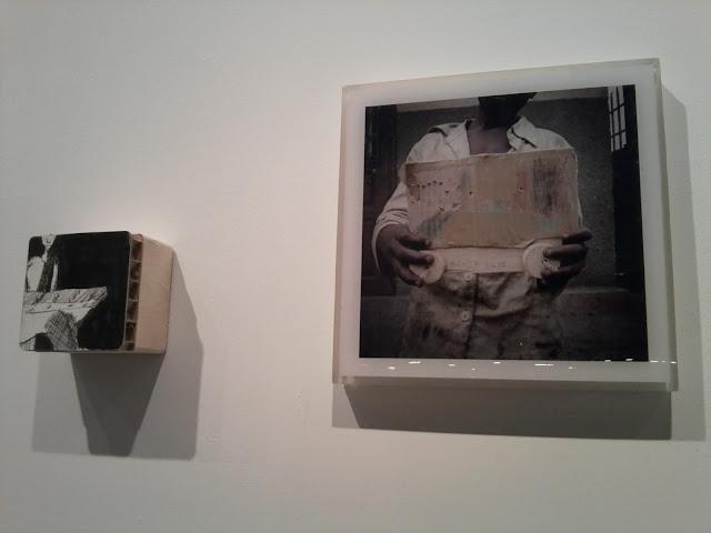 José Ramón Bas, Bongo, Trainproject, Centro de Arte Alcobendas, VoA-Gallery.blogspot.com, Yvonne Brochard,